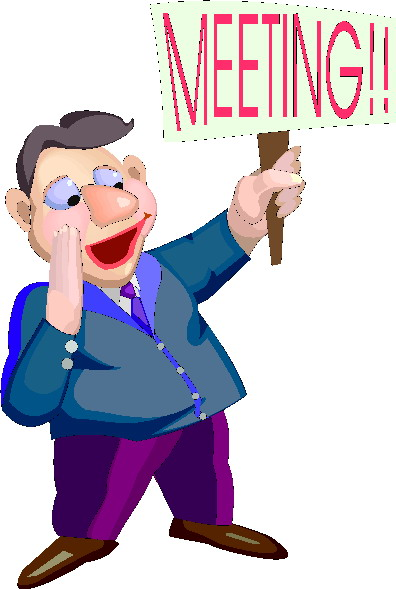 meeting clip art e700008